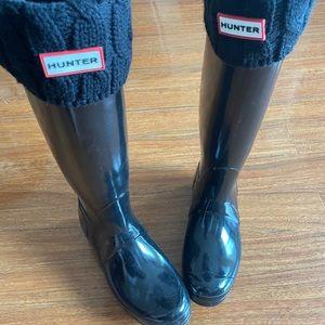 Bottes de pluie Hunter jamais portés